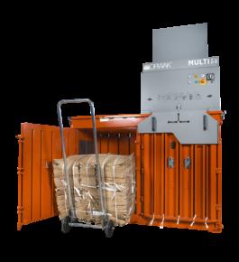 Orwak Multi 5070 HDC_cardboard bale